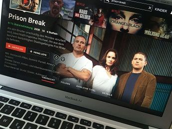 Netflix Prison Break
