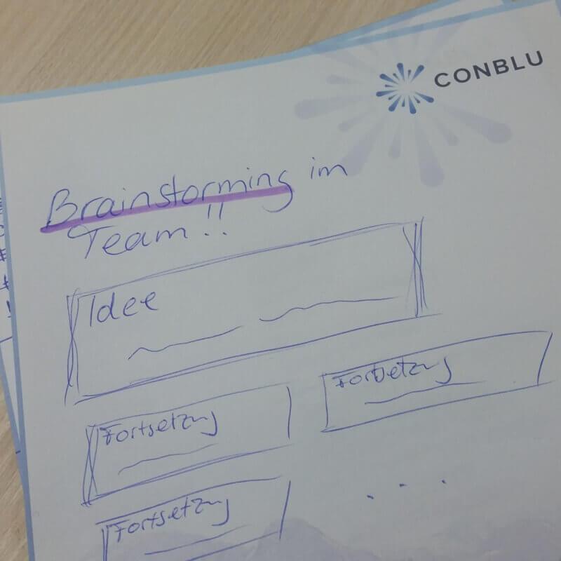 Brainstorming Conblu