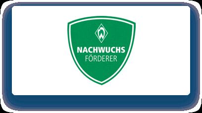 Werder Bremen Nachwuchs Foerderer Logo