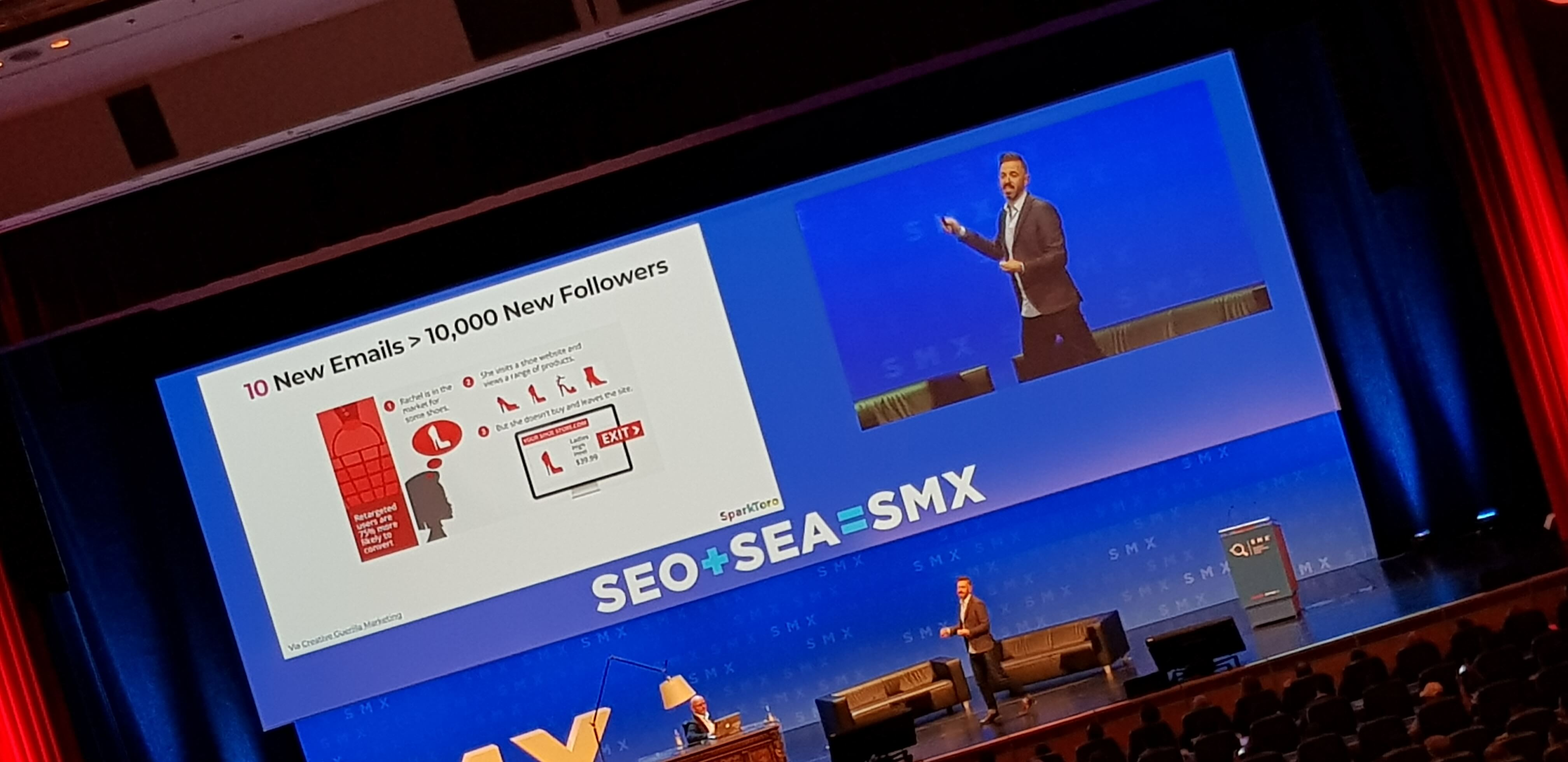 SMX 2019 mit Conblu