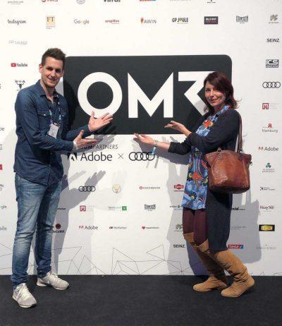 Kolja und Lisa OMR19